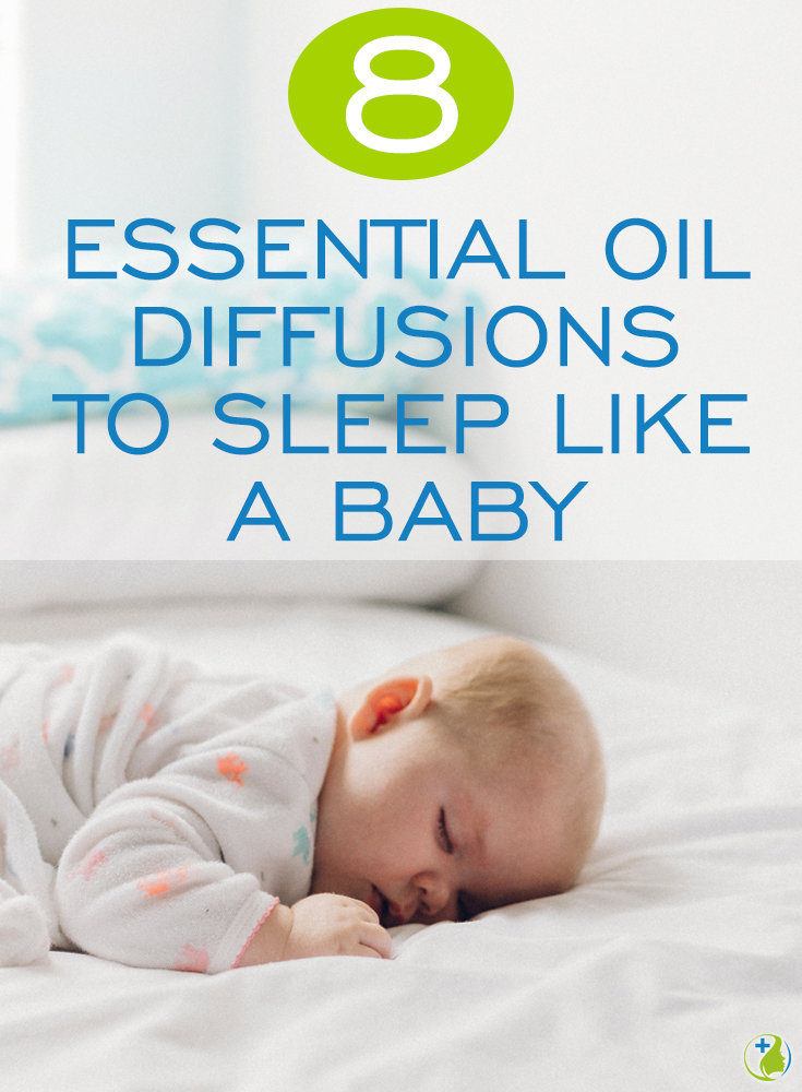 Having trouble sleeping? Try these essential oils for deep sleep that promote relaxation and a restful sleeping environment. I include 8 diffusion blends that'll have you sleeping like a baby!