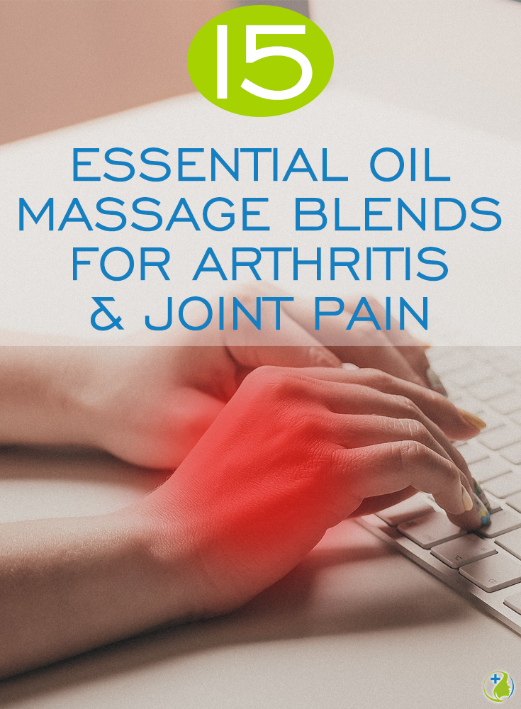 Try these 15 massage blends using essential oils for rheumatoid arthritis, joint pain and inflammation. A natural remedy that eases swollen, painful joints unlocking the secrets of essential oils that have been used for centuries!