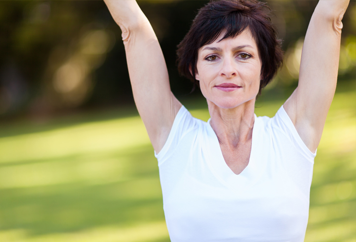 Weight lossover 40 doesn't have to involve draining workouts that leave you feeling exhausted! It's possible to DOUBLE your fat loss by incorporating yoga into your life.