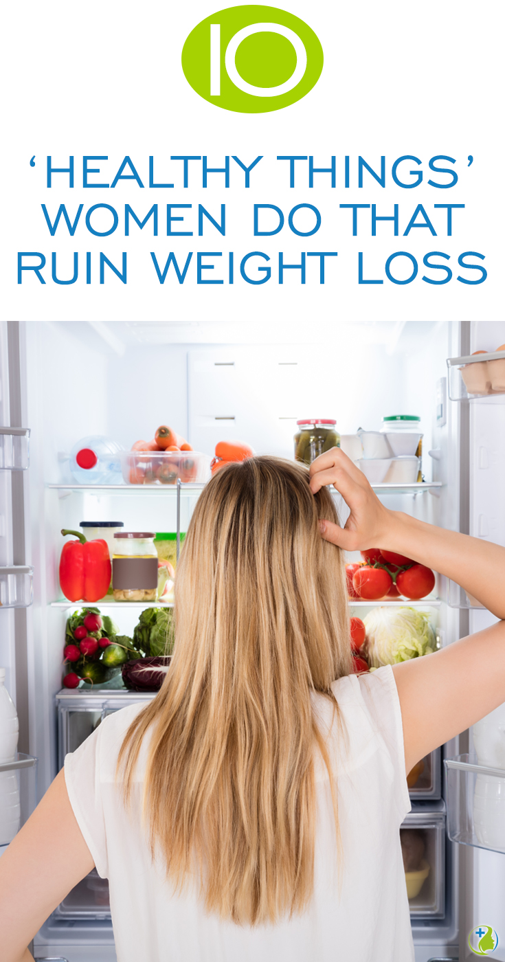 Feel like your weight loss is going all wrong? STOP making these 10 mistakes and start losing weight today!