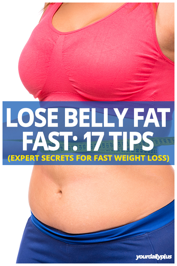 DESTROY belly fat with these 17 FREE expert nutritionist weight loss tips! #losebellyfat #health