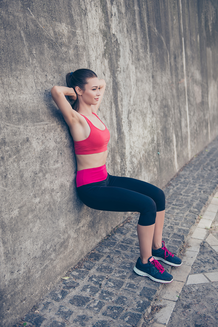 Are you one of the many women who suffer from unsightly thigh fat? Have no fear! This at-home routine will teach you how to lose thigh fat and you'll start to see results in just 3 days!